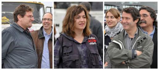 """Los tres secuestrados se encuentran """"bien"""", según Al Qaeda."""