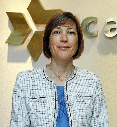 Cristina Marí, en una imagen de archivo.