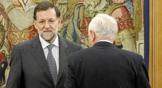 El presidente del Gobierno y el ministro de Exteriores, García-Margallo, buscarán apoyos para la entrada de España en el Consejo de Seguridad de la ONU.