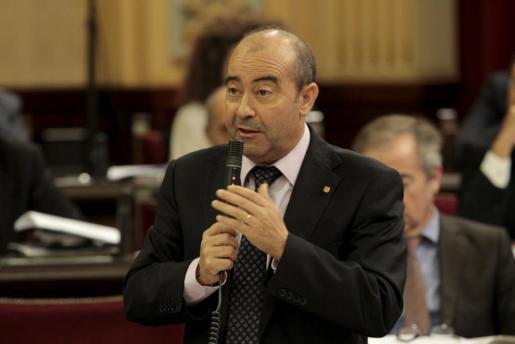 Antoni Gómez, en una imagen de archivo.