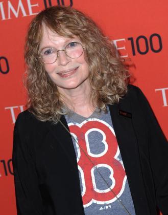 La actriz estadounidense Mia Farrow en una imagen de archivo.