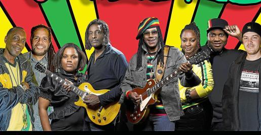 The Original Wailers cuenta en sus filas con algunos miembros de la banda del rey del reggae.
