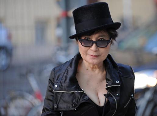 La artista japonesa Yoko Ono, en una imagen de archivo.