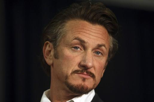 Sean Penn, en imagen de archivo.