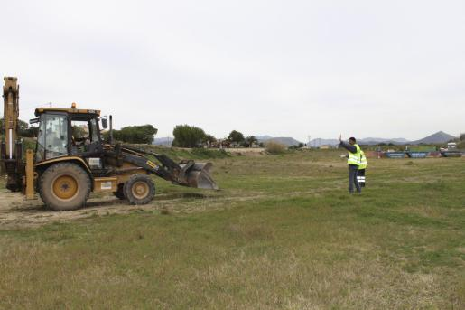 La polémica en torno al campo de golf de Son Bosc continúa.