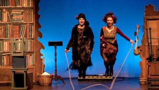 'Llegendària', un recorrido imaginario por las leyendas de Balears en el Teatre Sa Societat de Calvià