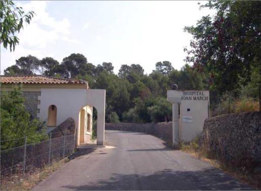 El recinto hospitalario alberga la Fundación Caubet-CIMERA
