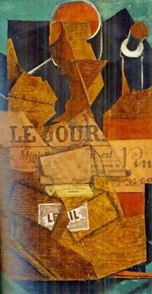 El cuadro cubista de Juan Gris también logró comprador en Nueva York.
