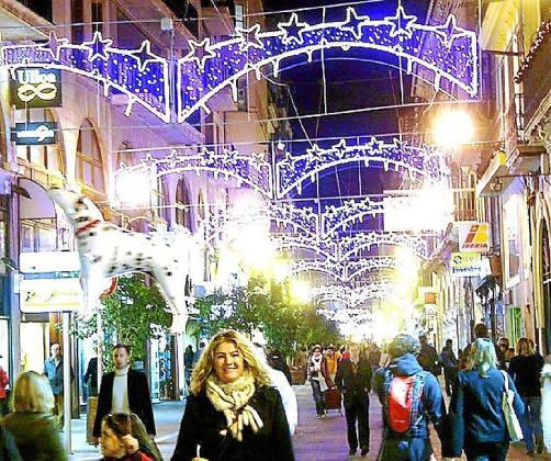 En diciembre del próximo año habrá cuatro festivos de apertura comecial.