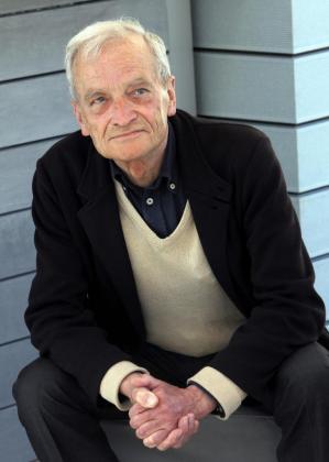 El escritor barcelonés Luis Goytisolo, en una imagen tomada el pasado mes de abril.