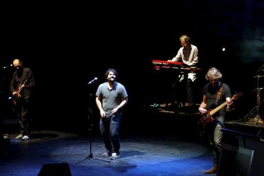 Antònia Font, en una actuación en Palma.