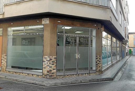 La SAM ha abierto una nueva oficina en la plaza del Convent.