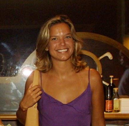 Irene Vázquez, en una imagen de archivo.