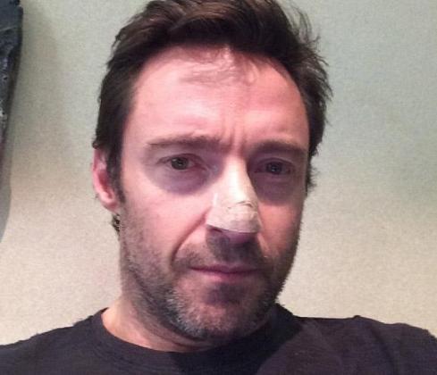 Hugh Jackman ha colgado esta foto en Instagram.