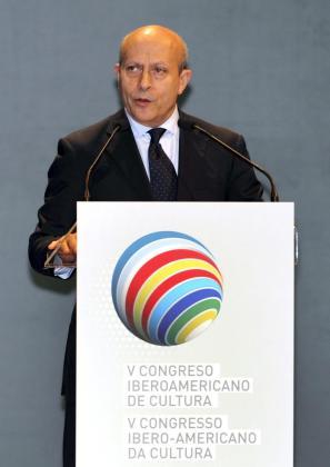 El ministro de Cultura, José Ignacio Wert.