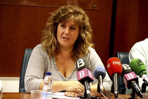 Joana Maria Camps, en una imagen de archivo.