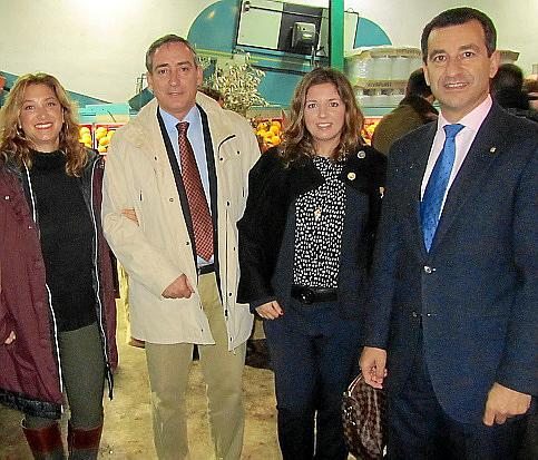 Tiffany Blackman, Carlos Simarro, Margaret Mercadal y Biel Company.