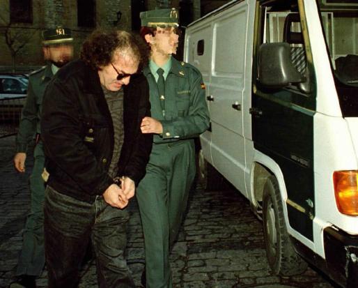 Emilio Muñoz Guadix, en una imagen de 1998.