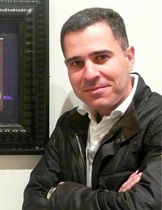 El exgerente de IB3, Borja Rupérez, en una imagen de archivo tras su nombramiento al frente del canal autonómico balear.