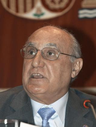 El magistrado Francisco José Hernando, en una imagen de archivo.