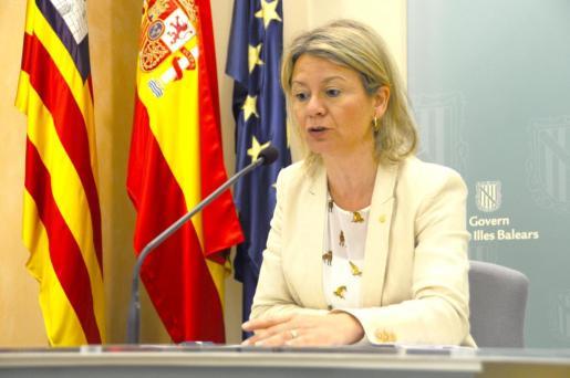 Nuria Riera, en una imagen de archivo.