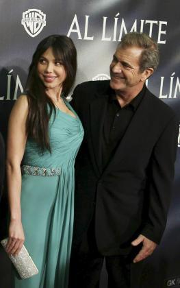 La cantante ha confesado que no atraviesa un buen momento tras romper con Mel Gibson.