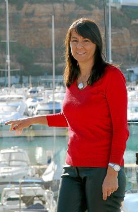 Isabel Teruel, gerente de Ocibar S.A. (Ibiza Magna y Port Adriano)