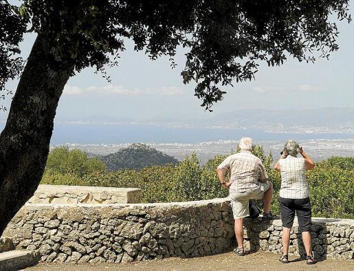 El santuario de Cura es uno de los atractivos turísticos del municipio.