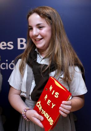 Magdalena Alemany, de Inca, conocerá a don Juan Carlos.