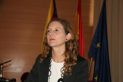 Joana Aina Perelló, directora general d'Economia del Govern.