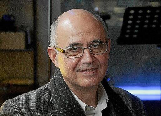 El cantante Isidor Marí.