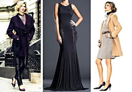 Tres tendencias en moda femenina para estar perfecta a cualquier hora del día.
