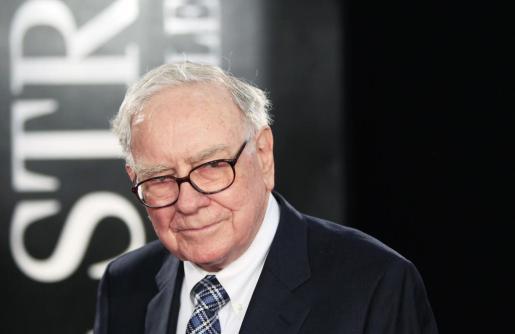 El magnate Warren Buffet , en una imagen de archivo.