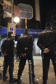 EL JUEZ RUZ ENVÍA A LA SEDE DEL PP A LA POLICÍA PARA RECABAR DOCUMENTACIÓN