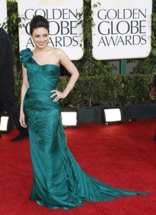Fotografía de archivo de la actriz Mila Kunis.
