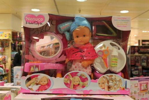 Las juventudes socialistas piden que se regalen juguetes que no fomenten la desigualdad entre niños y niñas.