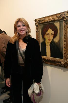 Tita Cervera ha asegurado que ella nunca ha dicho que Borja sea el padre de las gemelas.