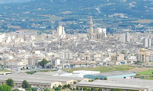 El Ajuntament está en contacto con el Consell de Mallorca para poder reducir el número de zonas verdes