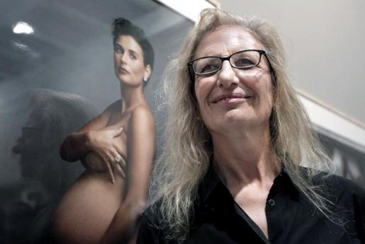 La fotógrafa estadounidense, en una imagen reciente.