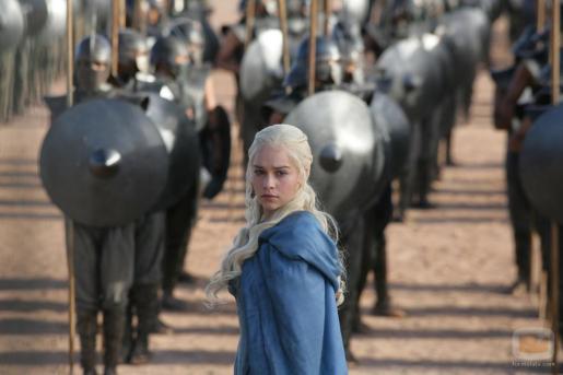 Fotograma de la serie 'Juego de Tronos'.