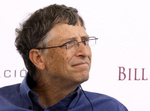 El fundador de Microsoft, Bill Gates, en una fotografía de archivo.