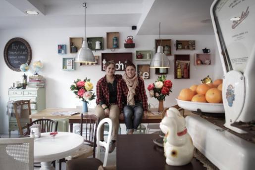 Leticia y Carolina son las dos creadoras de este nuevo café, en el que ofrecen lo mejor de su país natal, Argentina.