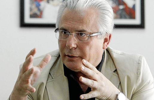 Garzón está condenado a once años de inhabilitación por prevaricación.
