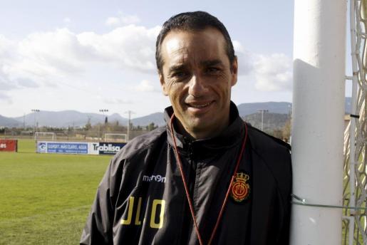 José Luis Oltra, entrenador del Mallorca.