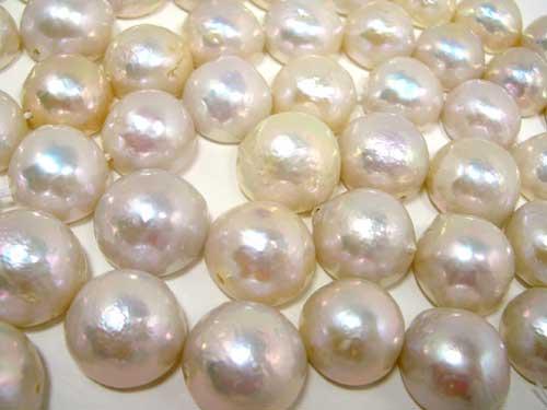 La belleza de las perlas, a su disposición.