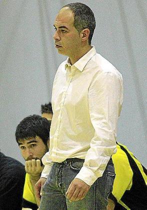 Dani Perdiguero durante un partido