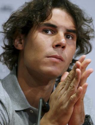 El tenista español Rafael Nadal, número 2 del mundo.