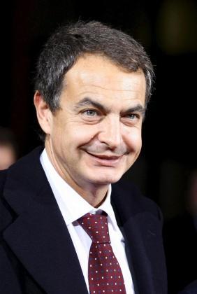 El presidente español José Luis Rodríguez Zapatero.
