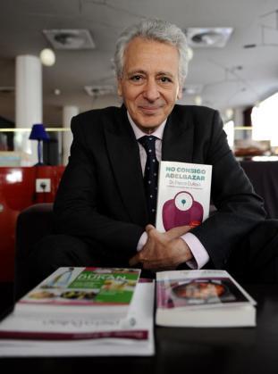 El médico francés Pierre Dukan, autor de la conocida Dieta Dukan.