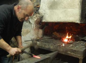 Joan Campins, cuchillos de Mallorca